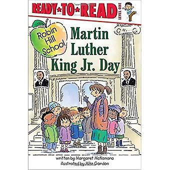 Dzień Martina Luthera Kinga Jr. (Robin Hill School gotowe do odczytu)