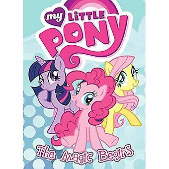 Mon petit poney: La magie commence (My Little Pony d'animation)