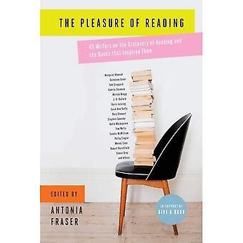 Le plaisir de la lecture: 43 écrivains sur la découverte de la lecture et les livres qui les ont inspirés