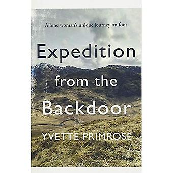 Expedition from the Backdoor: A lone woman's unique journey on foot