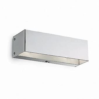 Ideal Lux - Flash-großen, verchromten Wand Licht IDL007397