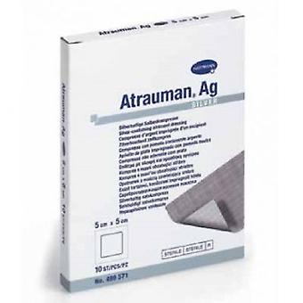 ATRAUMAN AG DRESSING 5X5CM 499571 10