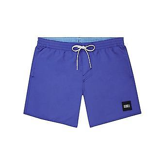 O ' Neill couleur unie Vert Swim Shorts, Dazzling Blue