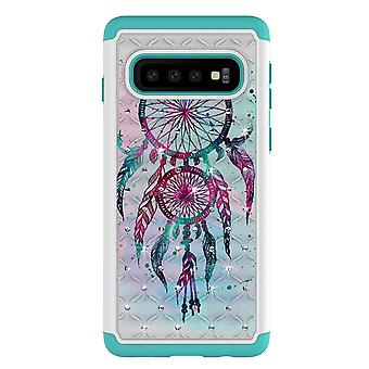 Samsung Galaxy S10 TPU-Shell Armure Extra-durable-Dream Catcher