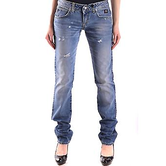 Roy Roger-apos;s Ezbc159003 Femmes-apos;s Jeans Blue Denim