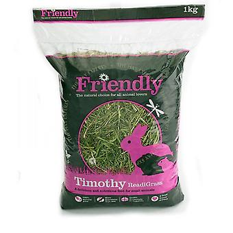 Friendly Timothy Readigrass Small Pet Food