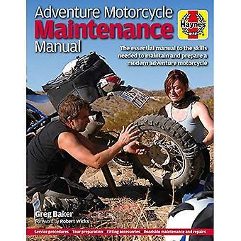 Manuel d'entretien moto Adventure