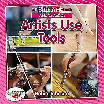 Gli artisti usano gli strumenti (completa Steam Ahead!-arti in azione)