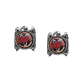 Alchemy Rocks Slayer Eagle Ear Studs