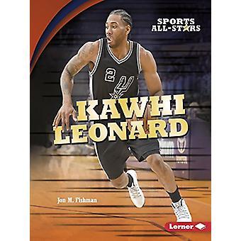 Sports All-Stars - Kawhi Leonard by Jon M. Fishman - 9781541512030 Book