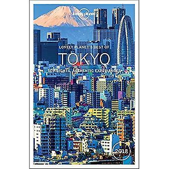 Lonely Planet melhor de Tóquio 2018 - guia de viagem