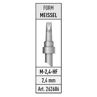 Stannol M-2,4-HF Soldering tip Chisel-shaped Content 1 pc(s)