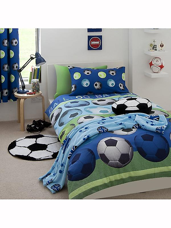 Catherine Lansfield Football Duvet Cover Set