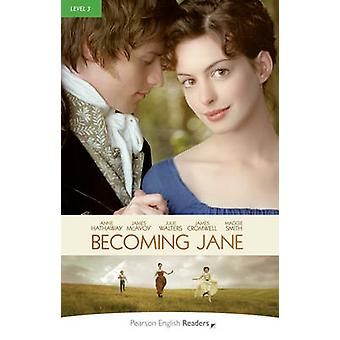 Level 3 - Becoming Jane by Kevin Hood - 9781405867672 Book
