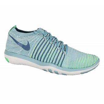 Femmes Nike Free transforment Flyknit Low haut Lace Up Baskets Mode