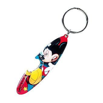 Key Chain - Disney - Mickey Mouse Surfboard Bottle Opener New Toys 24841