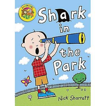 Jamboree Storytime niveau A: haai in het Park weinig boeken
