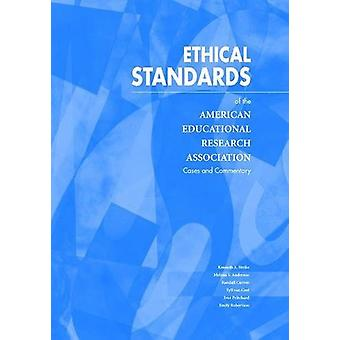 Ethical Standards of the American Educational Research Association - C