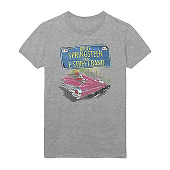 Bruce Springsteen-Pink Cadillac T-Shirt