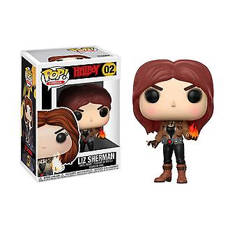 Hellboy Liz Sherman Funko Pop! Comics Vinyl Figure