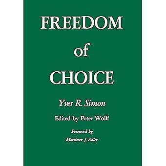 Freiheit der Wahl