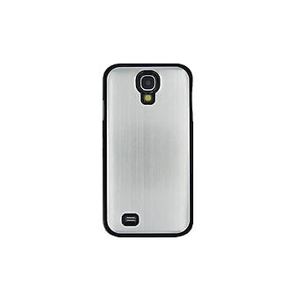Samsung Galaxy S4 shell cas de protection argent