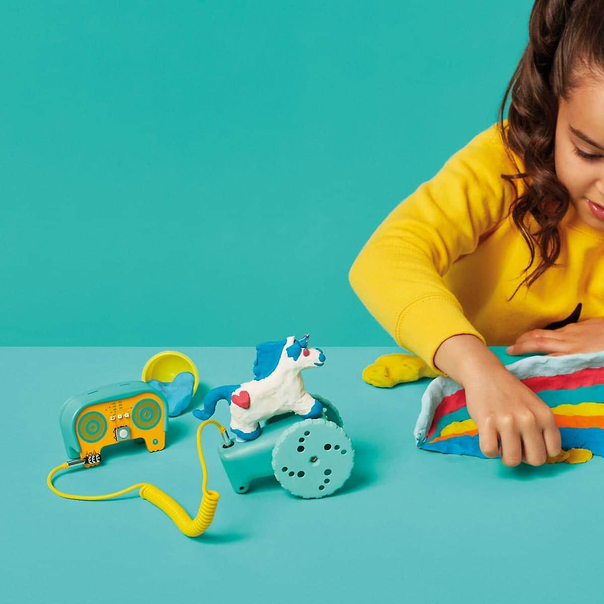 Tech Will Save Us Electro Machines Kit | Educational STEM Toy, Ages 4 and up