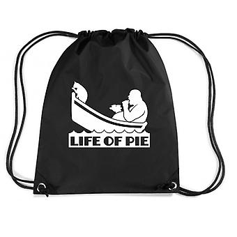 Black backpack fun2357 life of pietolina blue