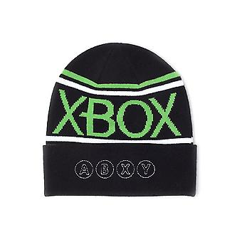 Microsoft Xbox ABXY Roll-up Beanie Unisex Multi-colour (KC841054XBX)
