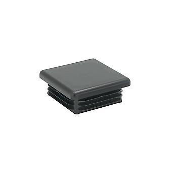 Bouchon d'impact carré 4 par 4 cm (poche 4 pièces) (1 pièce)
