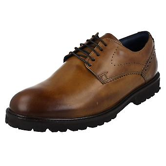 Mens Padders Wide Fit Lace Up Shoes Uppingham
