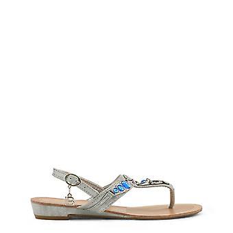 Laura biagiotti - 713_metal women's sandals, grey