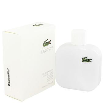 Lacoste eau de lacoste l.12.12 blanc eau de toilette spray von lacoste 482609 100 ml