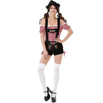 Bavarian Beauty Adult Costume, L