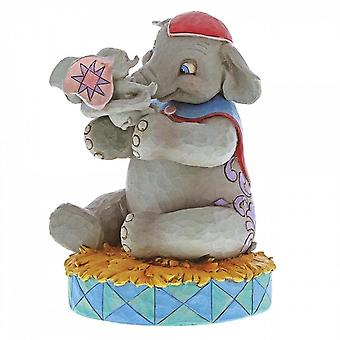 Disney Traditions A Mothers Unconditional Love Mrs Jumbo & Dumbo Figurine