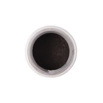 Kleur spat stof mat zwart 5g