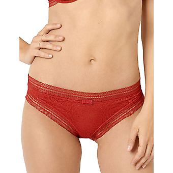 Miss Sans Complexe 60XAE95 Women's Instants Volés Floral Knickers Panty Full Brief