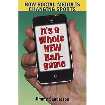 It's a Whole New Ballgame: How Social Media Is Changing Sports (The Hampton Press Communication Series ( Mass Communication and Journalism))