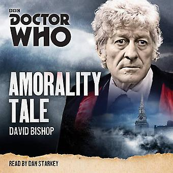 Doctor Who Amorality Tale by Bishop & David