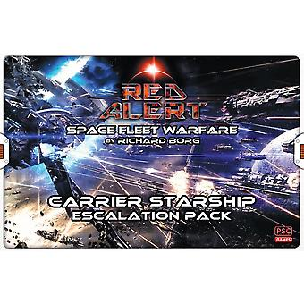 Red Alert Carrier Starship Escalation Pack
