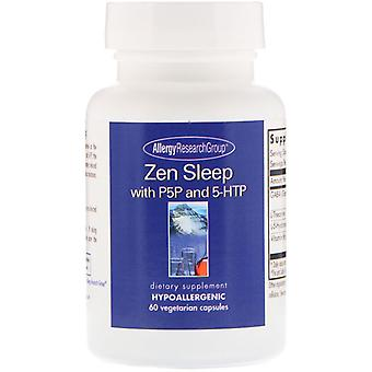 Zen with P5P and 5-HTP 60 Vegetarian Capsules - Allergy Research Group