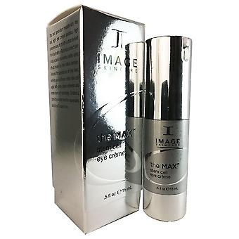Image the max stem eye creme .5 oz