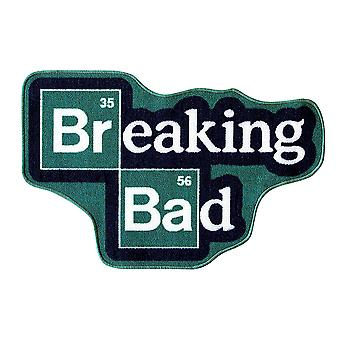 Breaking Bad Logo 85 x 55cm Rug