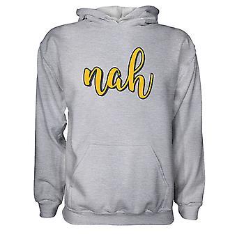 Herre Sweatshirts Hættetrøje- nej