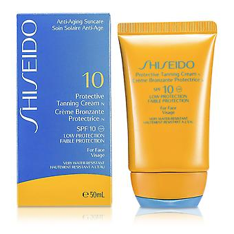 Protective Tanning Cream N SPF 10 (For Face) 50ml/1.7oz