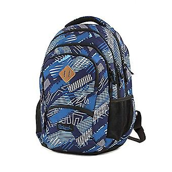 Rucksack Grand Schulrucksack/Backpack S-Pace 35l mit 15 -6' Laptopfach 5 Rei_verschlussf?chern Casual Backpack - 46cm - 35 liters - Multicolor (S-Pace)