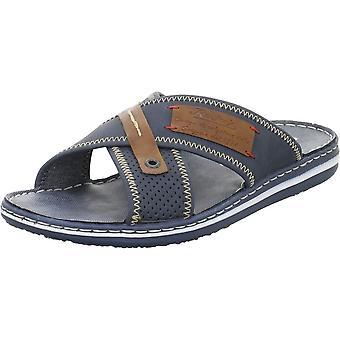 Rieker Pantoletten 2106115 chaussures d'été universelles pour hommes