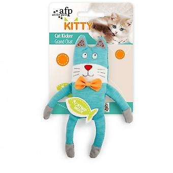 AFP Gato Kicker Kitty (Cats , Toys , Plush & Feather Toys)