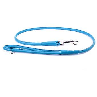 Collar Leather Strap  Necklace Glamour  (Width 10mm, Length 122cm)