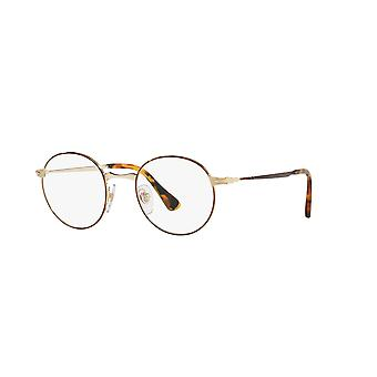 Persol PO2451V 1075 Gold-Havana Glasses